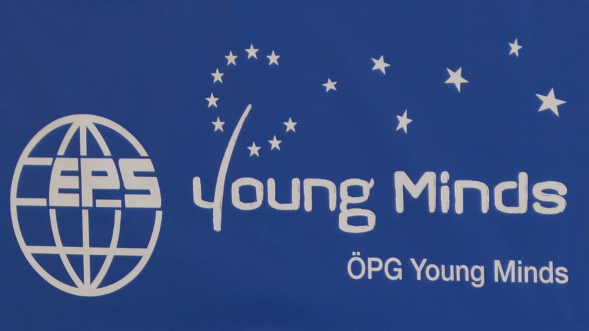 Banner der ÖPG Young Minds